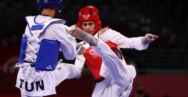 أول فضية للعرب في أولمبياد طوكيو