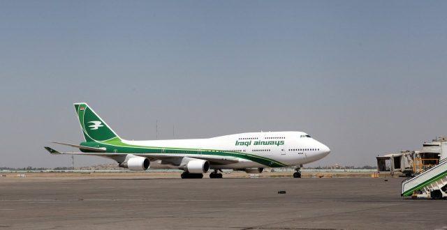 وزارة النقل تعزم تشغيل طائرات واسعة البدن لنقل المسافرين بين بغداد وبيروت