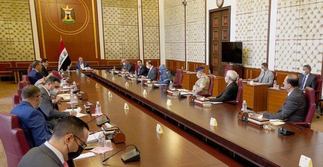 توصيات اللجنة العليا للصحة والسلامة لمواجهة جائحة كورونا