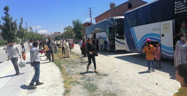 الهجرة تعلن عودة 77 عراقيا من تركيا إلى العراق