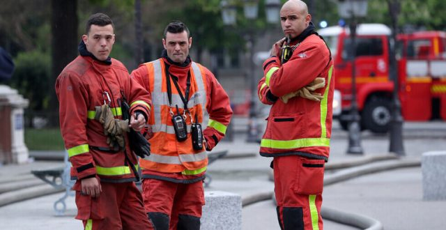 مصرع ثلاثة مهاجرين بحريق مبنى سكني جنوبي فرنسا