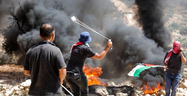 إصابة أكثر من 80 فلسطينيا برصاص الاحتلال الإسرائيلي جنوب نابلس