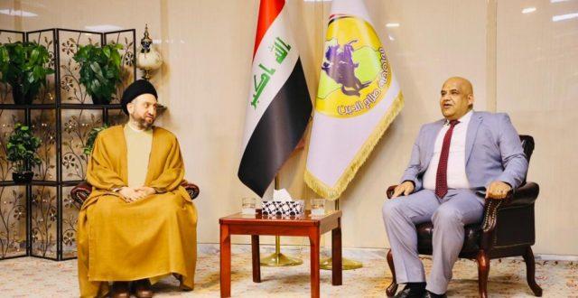 محافظ صلاح الدين: زيارة السيد الحكيم ستعطي زخما ودعما للمحافظة