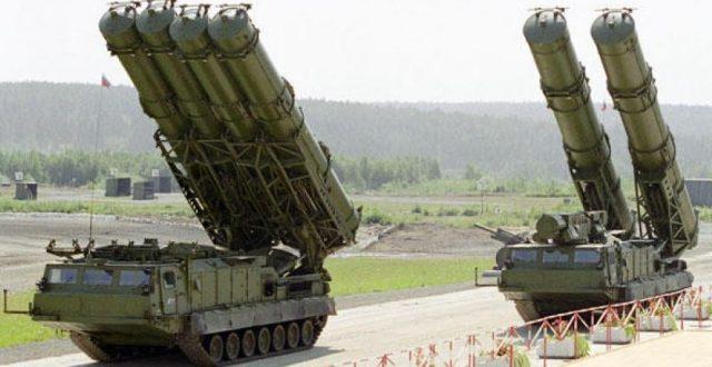 """الجيش الروسي يرفع جاهزية صواريخ """"إس-300"""" في طاجيكستان"""