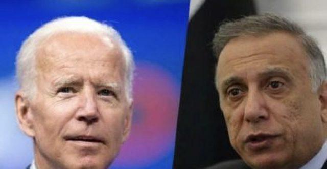البيت الأبيض: بايدن سيستضيف رئيس الوزراء العراقي يوم الإثنين