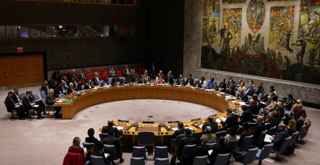 رد مجلس الأمن على مصر وإثيوبيا بشأن سد النهضة
