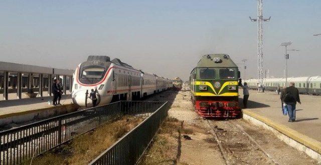 بشكل تجريبي.. تسيير قطار بغداد – موصل