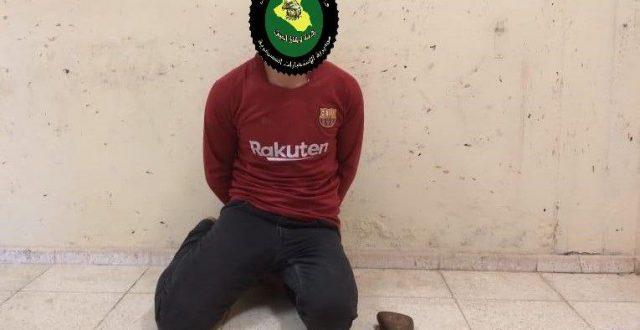 القبض على ارهابي خطير في الانبار