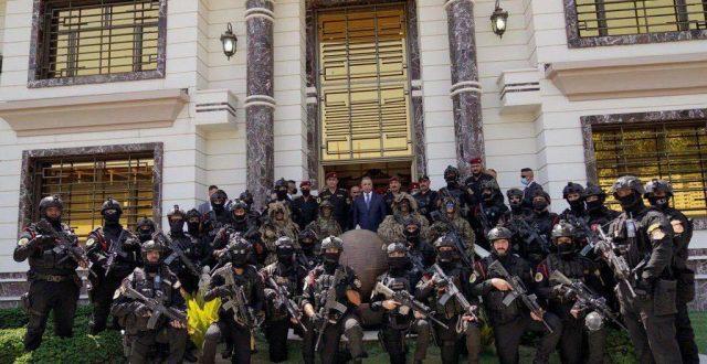 الكاظمي يأمر بترقية ضباط جهاز مكافحة الارهاب