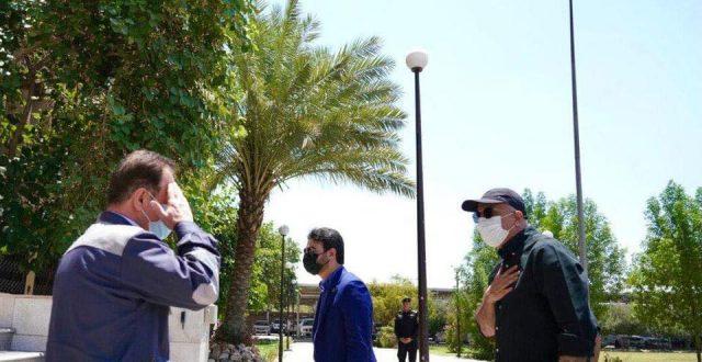أبرز ما تحدث به الكاظمي خلال زيارته وزارة الكهرباء،
