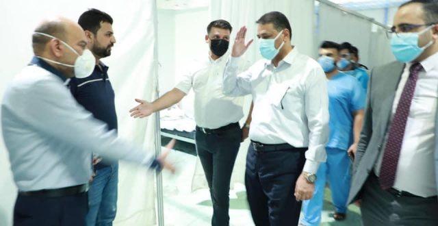 وزير الصحة والبيئة يوجه نداءا لابناء شعبنا العراقي