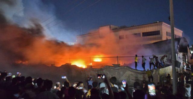 الكشف عن نتائج مهمة بشأن حريق مستشفى الحسين في ذي قار