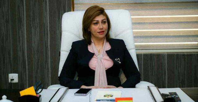 وزيرة الهجرة بذكرى تحرير الموصل: قدمنا للعالم درساً عظيماً في الايثار والتضحية
