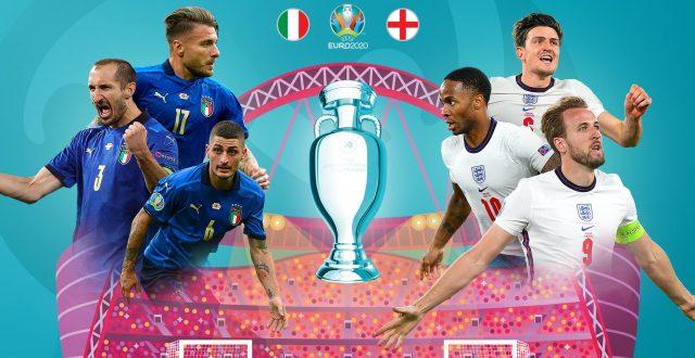 ترقب كبير اليوم.. كل ما تود معرفته عن موقعة إنجلترا وإيطاليا في نهائي كأس أوروبا