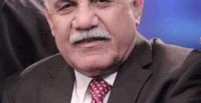 """وفاة الاعلامي العراقي """"عباس حميد """" اثر مضاعفات كورونا"""