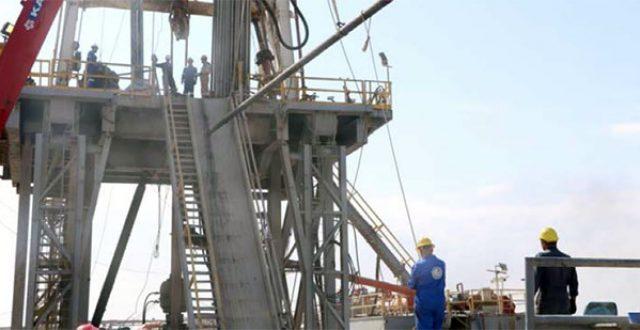 بالفيديو ..اقتحام شركة حفر الابار النفطية في البصرة