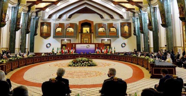 بايدن يهنئ الحكومة العراقية على نجاح مؤتمر بغداد