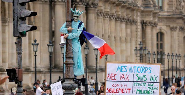 """فرنسا على مقربة من تحقيق """"مناعة القطيع"""""""