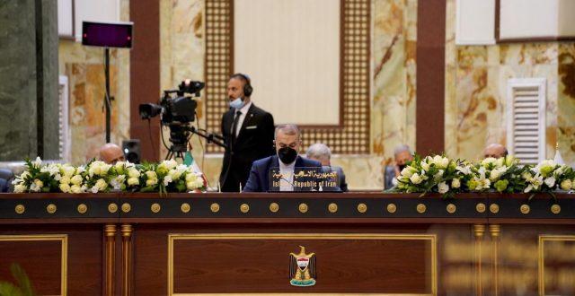 عاجل : رئيس الوزراء : تعهدنا مع استلام الحكومة بأن يستعيد العراق دوره الريادي في المنطقة
