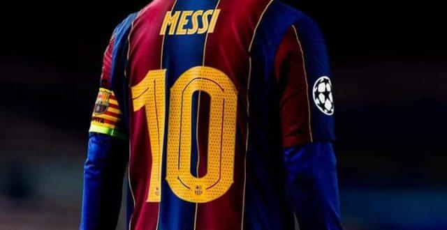 نادي برشلونة الإسباني يعلن رحيل البرغوث ميسي