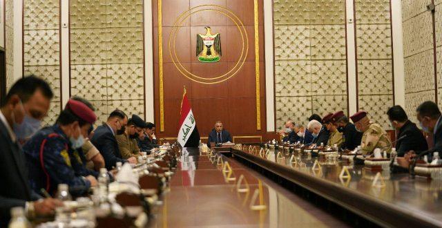 مجلس الامن الوطني يعقد اجتماعا طارئا برئاسة الكاظمي