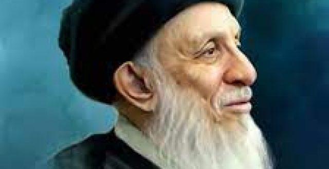 الكاظمي ينعى المرجع الديني الكبير آية الله العظمى السيد محمد سعيد الحكيم