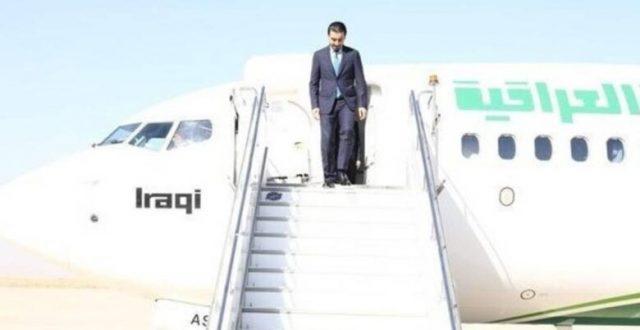 الحلبوسي يصل إلى مصر في زيارة رسمية