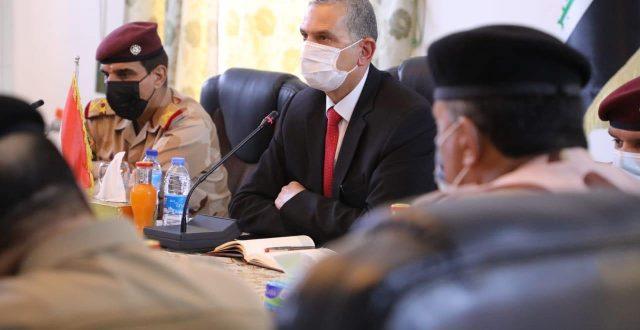 في بابل… وزير الداخلية يناقش الاستعدادات الجارية لاستقبال المعزين في ذكرى الزيارة الاربعينية