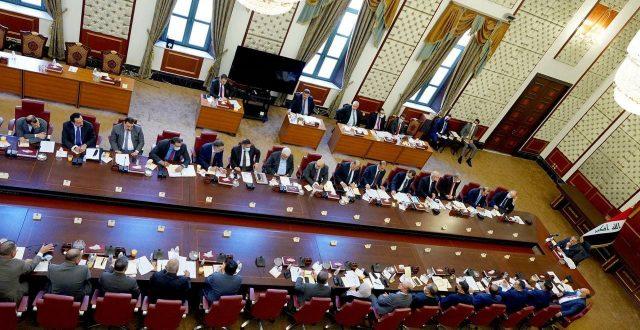 مقررات الجلسة الاستثنائية لمجلس الوزراء بشأن دعم الانتخابات