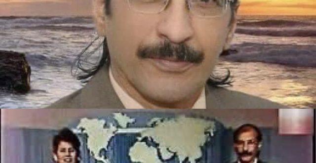 وفاة الصحفي والاعلامي  العراقي عبد الحكيم زعلان