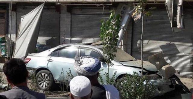 بالصورة.. انفجارات تستهدف سيارات تابعة لطالبان شرقي أفغانستان