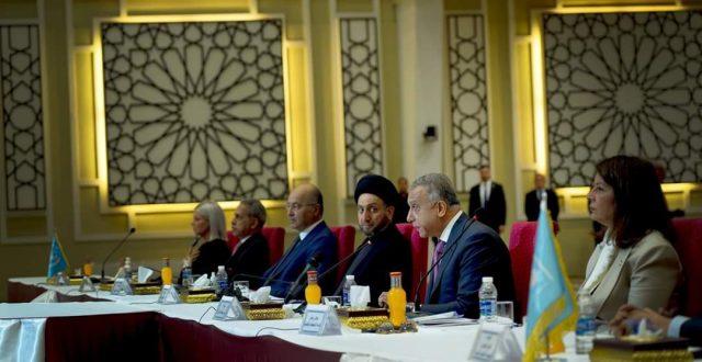 أهمّ ما جاء في كلمة رئيس مجلس الوزراء مصطفى الكاظمي في مؤتمر مناهضة العنف ضد المرأة