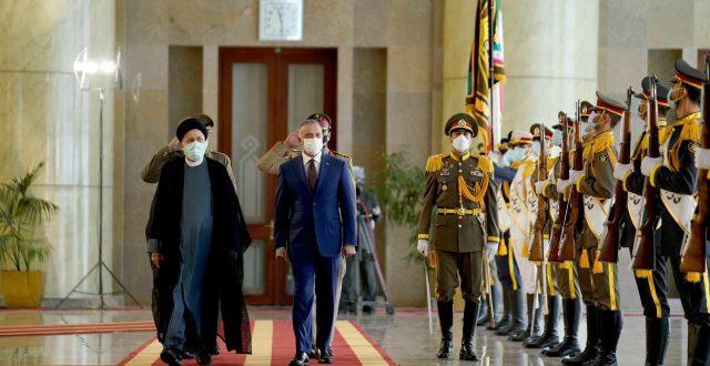 الخارجية الإيرانية…المباحثات مع الوفد العراقي برئاسة الكاظمي كانت جيدة جداً