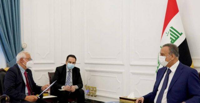 الكاظمي يؤكد حرص العراق على الإفادة من التجربة الأوروبية في تحويل التنوّع إلى عنصر قوة