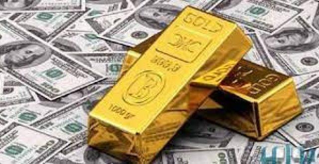 ارتفاع اسعار الذهب مدعومة بضعف الدولار