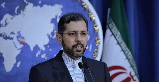 المتحدث باسم الخارجية الايرانية: صبر ايران نفد ازاء تواجد الزمر الارهابية في كردستان العراق