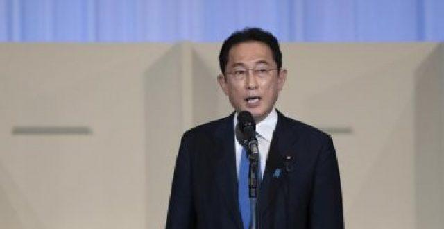 انتخاب فوميو كيشيدا رئيسا لوزراء اليابان