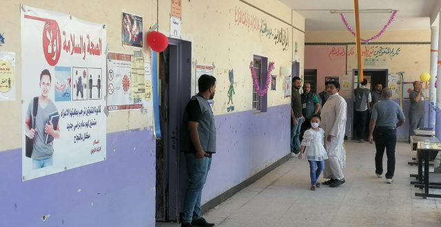 أمنية الانتخابات تحث المواطنين على المشاركة في التصويت العام
