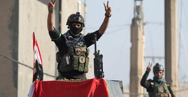 قتل إرهابي حاول العبث بأمن العملية الانتخابية في محافظة عراقية
