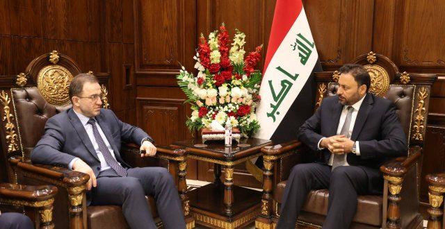 الكعبي: الانتخابات المقبلة نقطة تحول بالعملية الديمقراطية داخل العراق