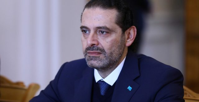 الحريري: أعمال العنف في بيروت أعادت إلى الأذهان الحرب الأهلية