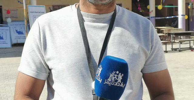 بالصور.. بغداد تايمز  تشارك في التغطية المباشرة للأنتخابات النيابية بمحافظة المثنى